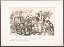 """Image of """"Call off the dogs!"""" - Tenniel, John, 1820-1914"""