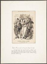 Image of National (Black) Guards - Tenniel, John, 1820-1914