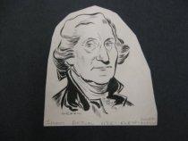 Image of [George Washington] - Green, Burgess