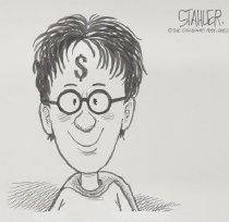 Image of $ - Stahler, Jeff, 1955-