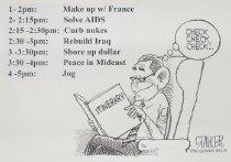 Image of 1-2pm: Make up w/ France - Stahler, Jeff, 1955-