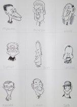 Image of [2001 Festival of Cartoon Art] - Stahler, Jeff, 1955-