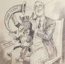 Image of 'Charly, did I hear a motion to make it unanimous?' - Evans, Raymond Oscar, 1887-1954