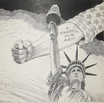 Image of Essential to the defense of our liberty - Evans, Raymond Oscar, 1887-1954