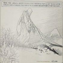 Image of The tiller - Holland, Daniel E., 1918-