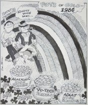 Image of Pots of gold - 1986 - Bloom, Don, 1932-