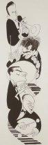 Image of Jazz  - Hirschfeld, Al, 1903-2003