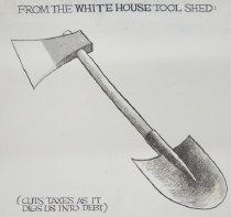 Image of From the White House Tool Shed - Breen, Steve