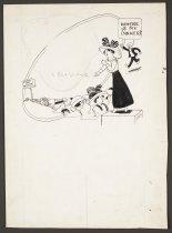 Image of [Eleven undated cartoons] - Higgins, Edward R.,  d.1949