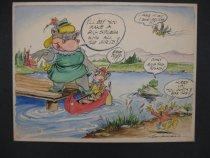 Image of I'll bet you make a big splash with all the girls! - Archibald, Joe, 1898-1986