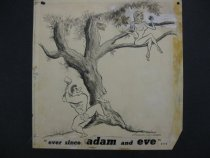 """Image of """"Ever since Adam and Eve"""" - Andriola, Alfred, 1912-1983"""