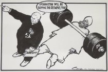 Image of Afghanistan will be skipping the Olympics, too! - Curtis, Thomas P., 1938-