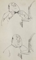 Image of [Boxing cartoons] - Garde, Chester L.