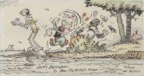 Image of [Popeye Birthday Card] - Sagendorf, Bud, 1915-1994