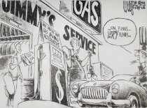 Image of Ask about our gas saving alternative - Miller, David Wiley, 1951-