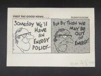 Image of First the good news... - Pletcher, Eldon, 1922-2013