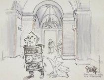 Image of Caution: Contents: H.E.L.M.S. Hazardous senator - Powell, Dwane, 1944-