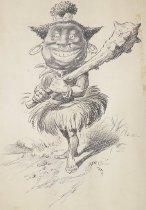 Image of The headhunter - Pughe, J.S., 1870-1909