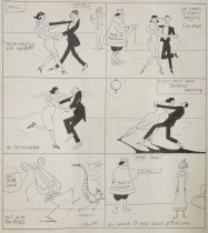 Image of Dancing to be regulated - Powers, T. E., 1870-1939