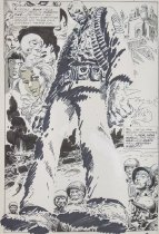 Image of [Page 9 from 'Our army at war featuring Sgt. Rock' #206] - Kubert, Joe, 1926-2012