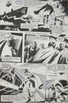"Image of [Page 10 of 'One Hole in a Quilt of Madness""' story in 'Detective Comics' #535] - Colan, Gene, 1926-2011"