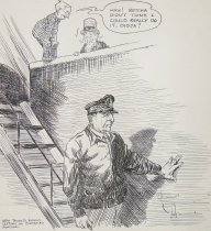 Image of Dropping the pilot - McCutcheon, Shaw, 1921-