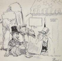 Image of [America's affairs] - Parrish, Joseph, 1905-1989
