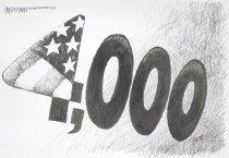 Image of 4,000 - Borgman, Jim, 1954-