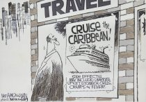 Image of Cruise the Caribbean! - Handelsman, Walt, 1956-