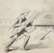 Image of The minute man of '32 - Harding, Nelson, 1879-1947