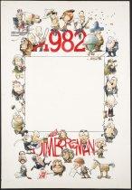 Image of 1982 Jim Borgman - Borgman, Jim, 1954-