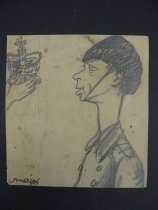 Image of [5 caricatures] - Major, Henry, 1889-1948