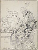 """Image of """"Sign on the dotted line!"""" - Clubb, John, 1875-1934"""