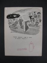 "Image of ""That Adams - has a girl in every port!"" - Bernhardt, Glenn, 1920-"