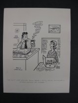Image of [10 cartoons on a stamp collecting theme] - Carling, Roy O.