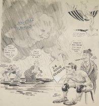 Image of 24 hour reprieve - Mullin, Willard, 1902-1978