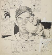 Image of Carl Hubbell - Mullin, Willard, 1902-1978