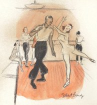 Image of You can't dance on a dime - Bundy, Gilbert, 1911-1955