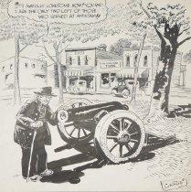 Image of Two veterans meet - Scarbo, George, fl. 1934