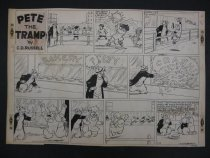 Image of Pete the tramp - Russell, Clarence D., 1895-1963