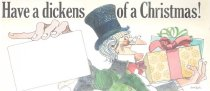 Image of Have a dickens of a Christmas! - Caplan, Irwin, 1919-2007