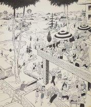 Image of America's Summer. The country club - Morris, John Milton, 1907-1994