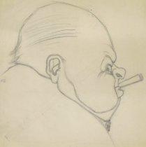 Image of Winston Churchill - Brandel, Max