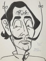 Image of 'Dilly Dali' - Fogarty, Frank, 1887-1978