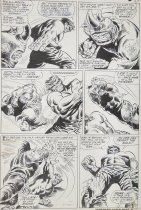 Image of The Incredible Hulk # 104 - Severin, Marie, 1929-