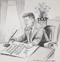 Image of Tough command decision for a young officer - Berryman, James, 1902-1976