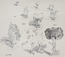Image of [Drug trees, Adam and Eve] - Gibli, Gil, 1957-