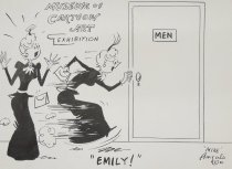 Image of Emily and Mabel - Angelo, Mike, 1907-1993