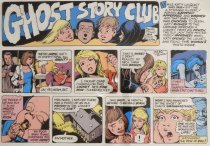 Image of Ghost story club - Zullo, Allan
