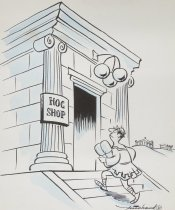 Image of Hoc shop - Michaud, Roland, b.1926